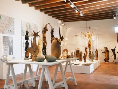 The Contemporary Museum of Art at Luzzana – Meli Donation