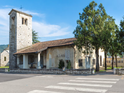 The Church of San Giorgio in Campis