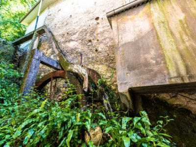 The Acqua Sparsa Watermill