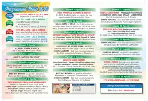 CALENDARIO EVENTI ESTATE 2018 COLLI SAN FERMO PAG 2