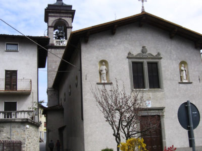 The Parish Church of San Rocco
