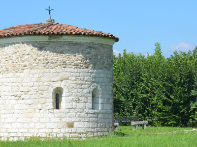 The Church of San Cassiano