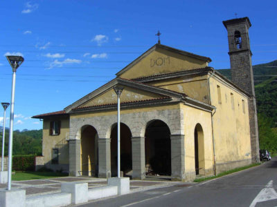 The Church of San Remigio