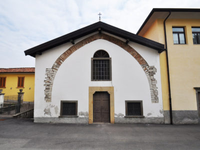 The Parish Church of San Lorenzo and its Ancillary Sanctuary