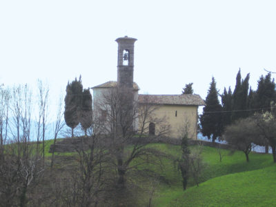 The Sanctuary of Santa Maria Assunta